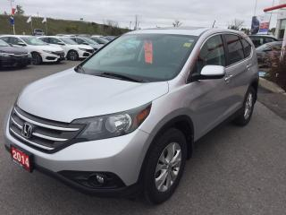 Used 2014 Honda CR-V EX/FWD/ NEW TIRES/ SUNROOF for sale in Lindsay, ON