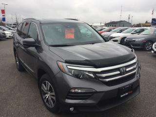 Used 2016 Honda Pilot EX-L w/NAVIGATION/ NEW TIRES for sale in Lindsay, ON