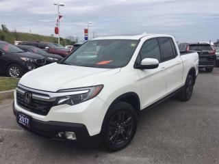 Used 2017 Honda Ridgeline Sport/ AWD/ RARE TRUCK for sale in Lindsay, ON
