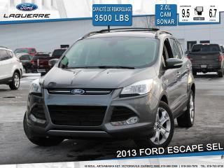 Used 2013 Ford Escape Sel Cuir Sièges for sale in Victoriaville, QC