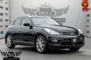 Used 2015 Infiniti QX50 JOURNEY PKG BACK UP CAMERA, SUNROOF, BLUETOOTH for sale in Toronto, ON