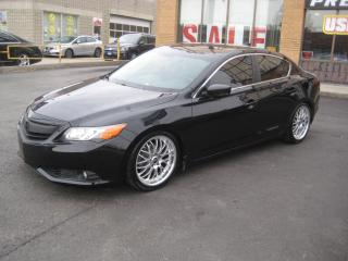 Used 2013 Acura ILX Premium Pkg Leather for sale in North York, ON