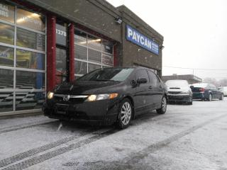 Used 2007 Honda Civic Sdn EX for sale in Kitchener, ON