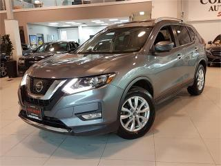 Used 2017 Nissan Rogue SV-AWD-NAVIGATION-PANO ROOF-CAMERA-ONLY 17KM for sale in Toronto, ON
