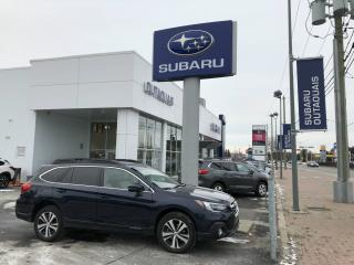 Used 2018 Subaru Outback 2.5I LIMITED for sale in Gatineau, QC