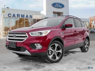 New 2018 Ford Escape SEL for sale in Carman, MB