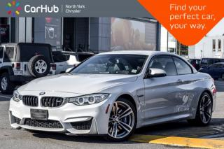 Used 2015 BMW M4 Executive Pkg|H/K Audio|HeadsUpDisplay|Nav|Heat Frnt.Seats for sale in Thornhill, ON