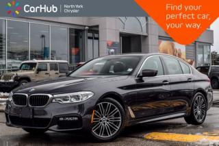 Used 2018 BMW 5 Series 530i xDrive|H/K Audio|Sunroof|Nav|Backup Cam|Keyless_Entry|19