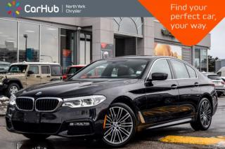 Used 2018 BMW 5 Series 530i xDrive|H/K Audio|Cruise|Sunroof|Keyless_Entry|Bluetooth|19