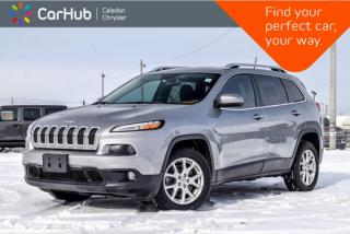 Used 2015 Jeep Cherokee North|Bluetooth|R-Start|Heated Front Seats|Pwr Windows|keyless Entry|17