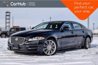 Used 2015 Jaguar XJ XJL Portfolio|AWD|Navi|Pano Sunroof|Backup Cam|Bluetooth|Blind Spot|leather|19