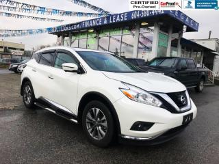 Used 2016 Nissan Murano 4dr SL V6 AWD for sale in Surrey, BC