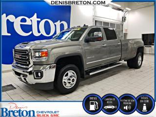 Used 2017 GMC Sierra 3500 Slt - Boîte 8 Pieds for sale in St-Eustache, QC