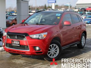 Used 2012 Mitsubishi RVR GT AWC   HEATED SEATS   PANORAMIC SUNROOF for sale in Fredericton, NB