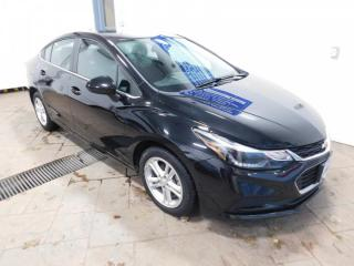 Used 2017 Chevrolet Cruze LT for sale in Listowel, ON