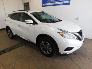 Used 2017 Nissan Murano S NAVI for sale in Listowel, ON