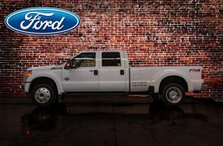 Used 2016 Ford F-450 Super Duty DRW XLT for sale in Red Deer, AB