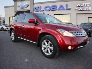 Used 2006 Nissan Murano SL AWD BOSE REVERSE CAMERA for sale in Ottawa, ON