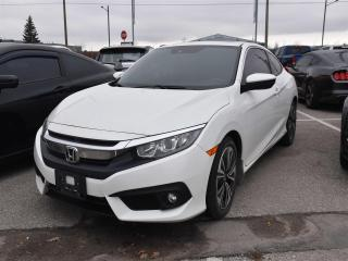 Used 2016 Honda Civic EX-T w/Honda Sensing/SUNROOF/REAR CAMERA !!! for sale in Concord, ON