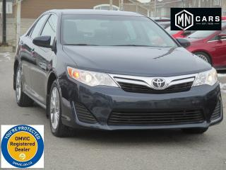 Used 2014 Toyota Camry LE w/NAV & BACKUP CAM for sale in Ottawa, ON
