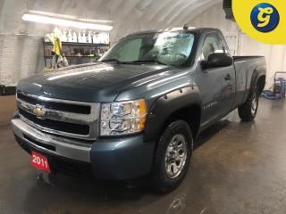 Used 2011 Chevrolet Silverado 1500 LS * RegCab * 4X4 * Line X Bed liner * Fender Flares * 8 foot pickup box * Climate control * Trip computer * Cruise control * Traction control * Auto for sale in Cambridge, ON