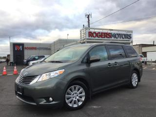 Used 2013 Toyota Sienna XLE - 7 PASS - LEATHER - SUNROOF for sale in Oakville, ON