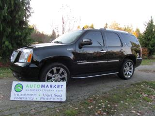 Used 2009 GMC Yukon DENALI HYBRID, INSPETCED, WARRANTY, FINANCE for sale in Surrey, BC