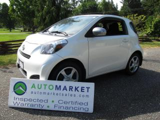 Used 2015 Scion iQ AUTO, A/C, BLUETOOTH, INSP, WARR, FINANCE! for sale in Surrey, BC