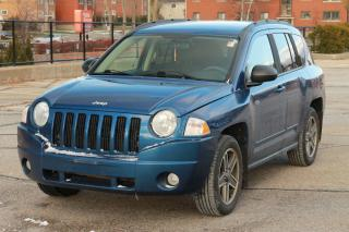 Used 2010 Jeep Compass Sport/North 4x4 | CERTIFIED for sale in Waterloo, ON