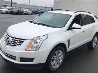 Used 2015 Cadillac SRX CERTIFIED for sale in Waterloo, ON