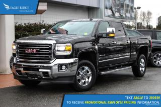 Used 2016 GMC Sierra 3500 HD SLT Navigation, Leather, Sunroof for sale in Coquitlam, BC