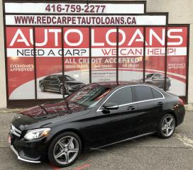 Used 2015 Mercedes-Benz C-Class for sale in Scarborough, ON