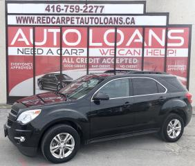 Used 2015 Chevrolet Equinox 2LT LT-ALL CREDIT ACCEPTED for sale in Scarborough, ON