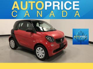 Used 2016 Smart fortwo Pure for sale in Mississauga, ON