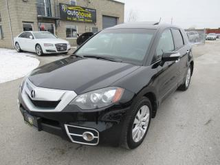Used 2012 Acura RDX Base for sale in Newmarket, ON