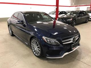 Used 2015 Mercedes-Benz C-Class C400 4MATIC INTELLIGENT DRIVE SPORT PREMIUM LED for sale in Vaughan, ON