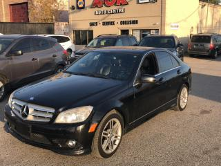 Used 2010 Mercedes-Benz C-Class 4dr Sdn C 300 4MATIC for sale in Oakville, ON