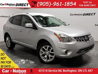 Used 2011 Nissan Rogue SL| AWD| LEATHER| SUNROOF| NAVI| LOCAL TRADE| for sale in Burlington, ON