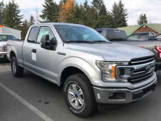 New 2018 Ford F-150 XLT EcoBoost SuperCab for sale in Duncan, BC