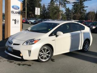 Used 2015 Toyota Prius Backup Camera, Heated Seats, Leather for sale in Duncan, BC