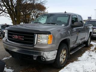Used 2007 GMC Sierra 1500 SLE 4x4 for sale in Gloucester, ON
