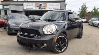 Used 2011 MINI Cooper Countryman S for sale in Etobicoke, ON