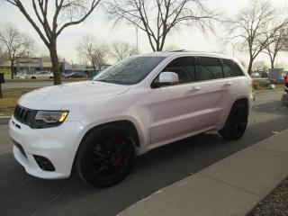 Used 2017 Jeep Grand Cherokee SRT for sale in Dollard-des-Ormeaux, QC