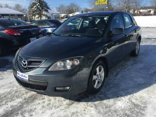Used 2009 Mazda MAZDA3 Sport GX*AUTOMATIQUE for sale in Québec, QC