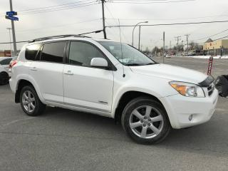 Used 2006 Toyota RAV4 Limited AWD TOIT OUVRANT for sale in Laval, QC