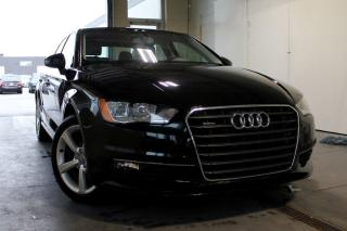 Used 2015 Audi A3 2.0T Komfort + Sunroof | Heated Seats for sale in Whitby, ON