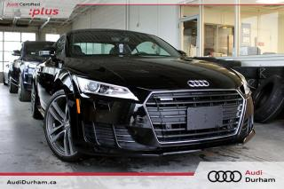 Used 2018 Audi TT 2.0T + Rear Cam | Blind Spot | Virtual Cockpit for sale in Whitby, ON