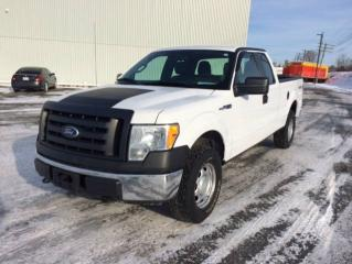 Used 2010 Ford F-150 Cabine Super 4RM 145 po XL for sale in Quebec, QC