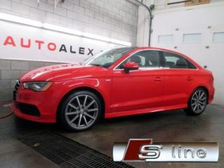 Used 2015 Audi A3 2.0T S-Line for sale in St-Eustache, QC