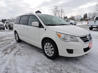 Used 2012 Volkswagen Routan SE. Leather. Navigation. DVD for sale in Gorrie, ON